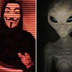 НАСА в най-скоро време потвърди съществуването на извънземни. Това твърдят хакерите от Анонимните