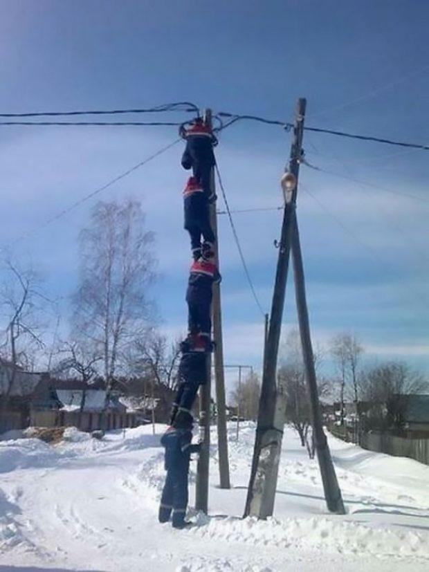 Останали без работа циркови работници, препитаващи се като електротехници