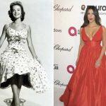 Как са се променили стандартите за идеално женско тяло през последните 60 години