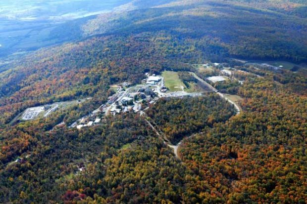 Център за спешни операции Маунт Уедър, Вирджиния