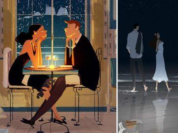 16 илюстрации, които доказват, че малките моменти са най-важни