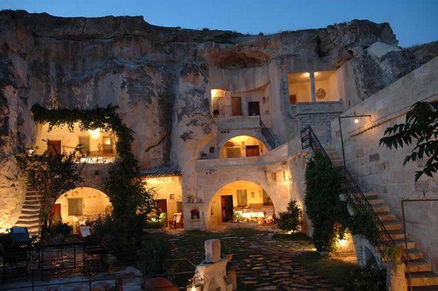 Fairy Chimney Hotel, Турция