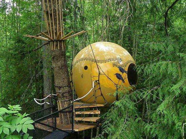 Free Spirit Spheres, Канада