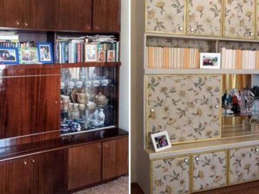 15 чудесни идеи, как да вдъхнеш нов живот на поовехтелите стари мебели
