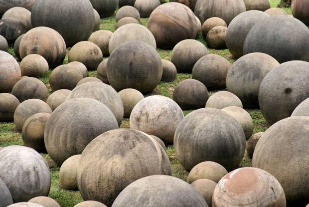 Гигантските каменни сфери в Коста Рика