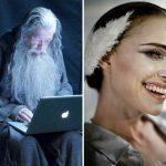 23 снимки на неизлъчвани кадри от най-култовите филми