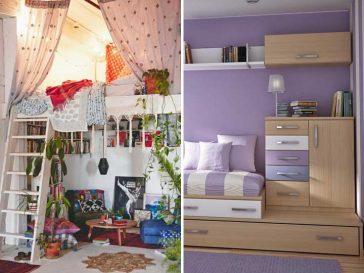 22 фантастични идеи за обзавеждане на малък апартамент