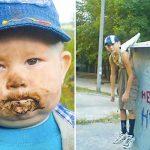 18 снимки на палави деца, които ще те разсмеят през сълзи