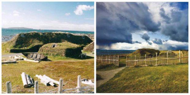 Викингското селище Ланс о Медоус в Канада