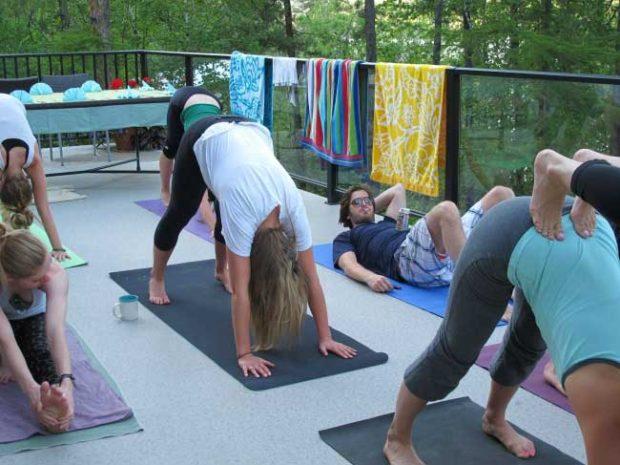 Правилният начин да практикуваш йога