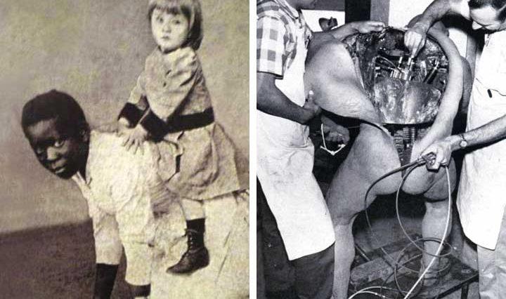19 абсурдни неща, които са били абсолютно нормални в миналото