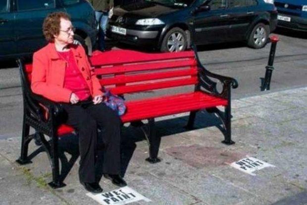 Колко време ти отне да разбереш, какво се е случило с тази дама?