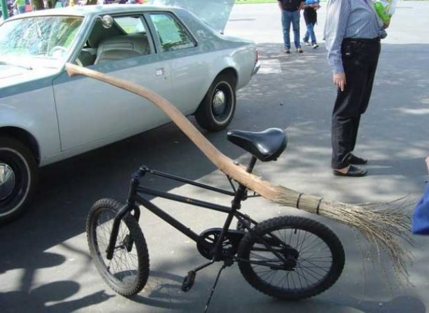 Яхай колелото и излитай