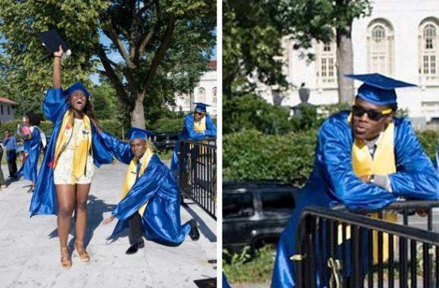 """""""Някой може ли да ми обясни, защо брат ми, който завърши през 2015, дойде на моето завършване, облечен така?..."""""""