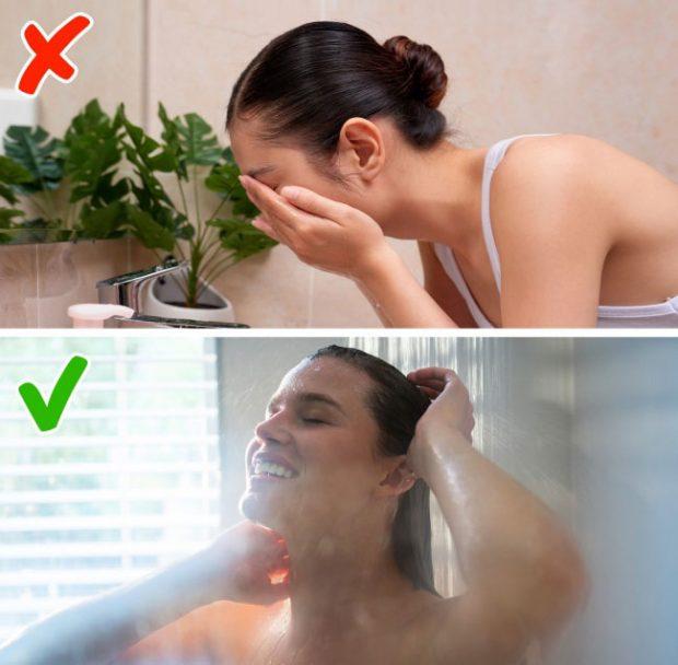 Да не започнеш деня с душ