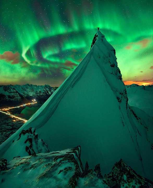 Норвегия е като от друга планета