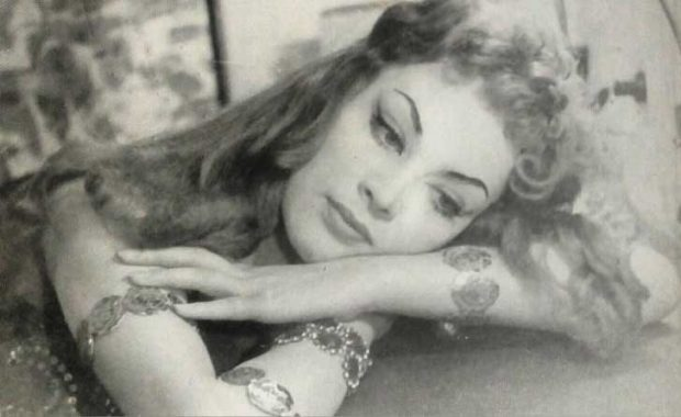 """""""Баба ми през 60-те. Тя е имала малки роли в музикални постановки и комедийни продукции"""""""