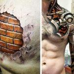 21 красиви татуировки, които могат да оставят всеки без дъх