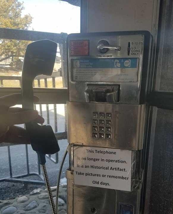 Помниш ли уличните телефони?