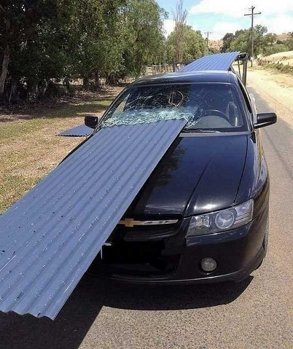 Този шофьор е получил втори шанс в живота