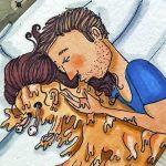 20 откровени илюстрации, в които всяко момиче ще познае себе си