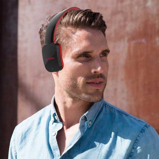 Тези слушалки никога няма да ти развалят прическата