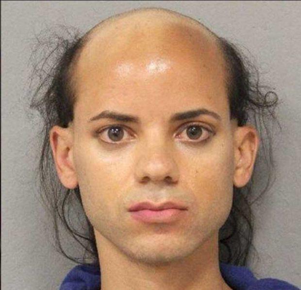 Как този човек изглежда едновременно млад и стар? Как прилича както на мъж, така и на жена?