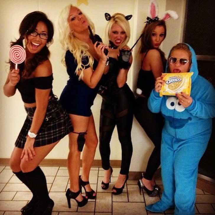 Лоши момичета и добри бисквитки