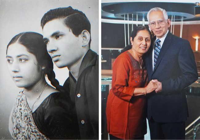 """""""Баба и дядо в деня на тяхната сватба. Те са все още щастливо женени 52 години по-късно!"""""""