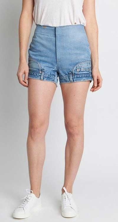 Когато нямаш пари за нови къси панталонки