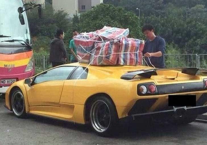 Луксозно преместване