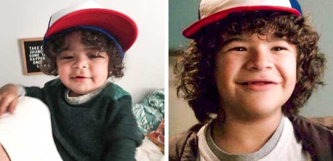 """""""Племенникът ми изглежда точно като Дъстин от Stranger Things"""""""