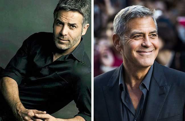 Гилермо Запата и Джордж Клуни