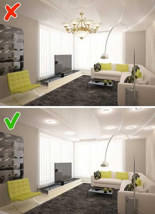 Използвай правилното осветление