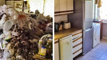 25+ снимки преди и след чистене, които ще те накарат да се чувстваш удовлетворен