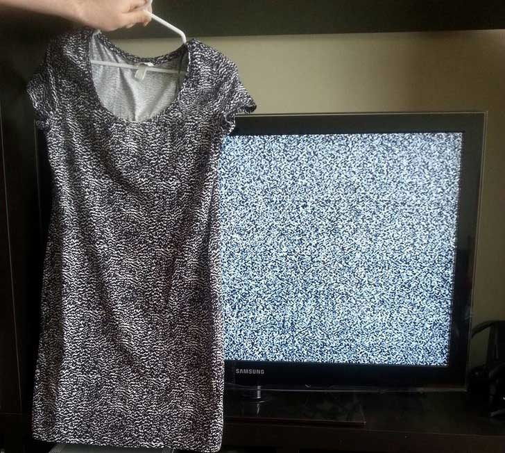 """""""Приятелката ми си купи нова рокля днес. Ето какво виждам аз"""""""