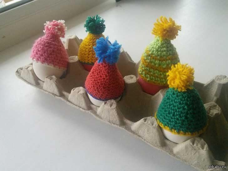 """""""Жена ми си има хоби. Плете шапки за яйца..."""""""
