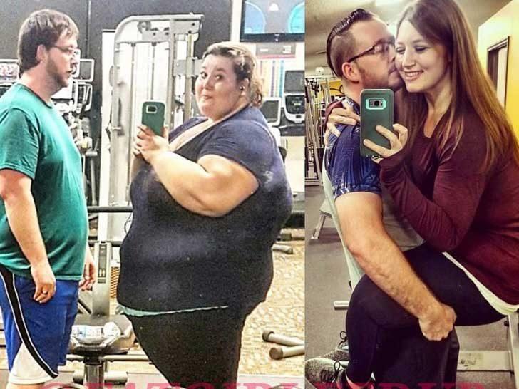 Дани и Лекси са свалили общо близо 200 кг в рамките на година. Общото им тегло е било почти 350 кг по време на сватбата им, но това не е попречило на любовта им. Въпреки това скоро след сватбата, те разбират, че ако не отслабнат, няма да могат да имат бебе. Резултатите им са впечатляващи!