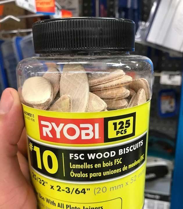 Дървени бисквитки, които ще ти се прииска да опиташ