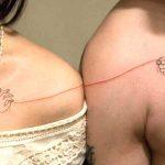 29 татуировки за двойки, които ще издържат теста на времето