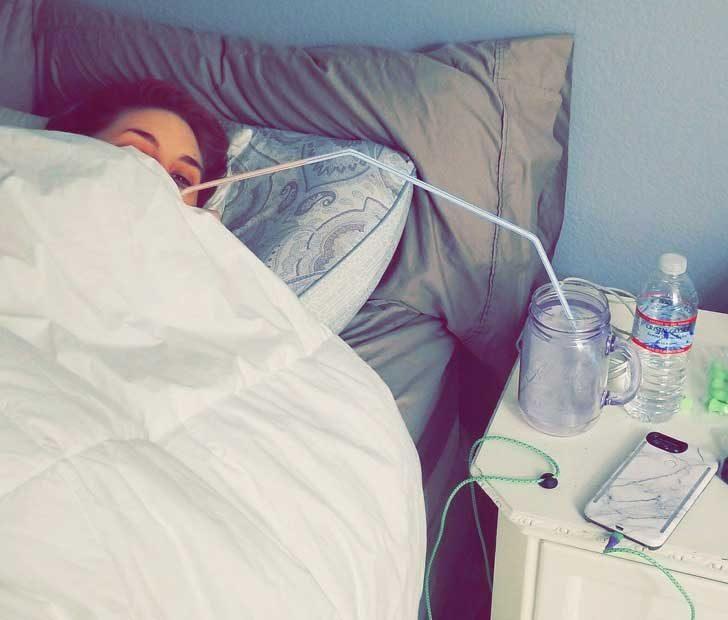 Когато жена ти не иска да става от леглото