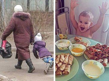 15 забавни снимки, доказващи, че при баба е най-добре