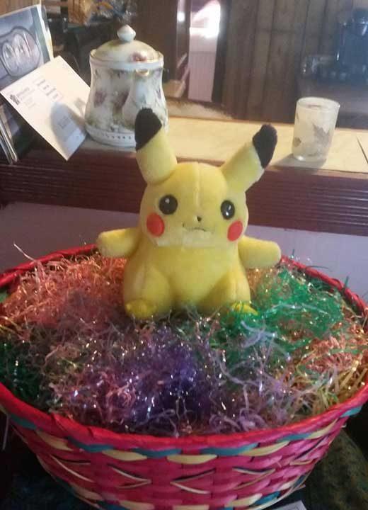 """""""Баба използва това """"зайче"""" като украса за Великден"""""""