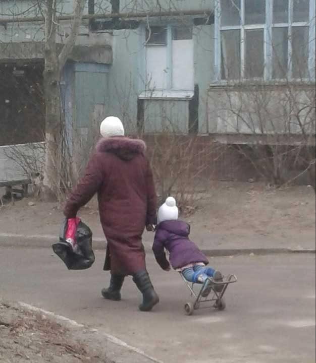 Модерните изобретения не струват нищо пред въображението на баба