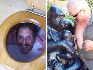 22 снимки, потвърждаващи, че бащите никога не порастват