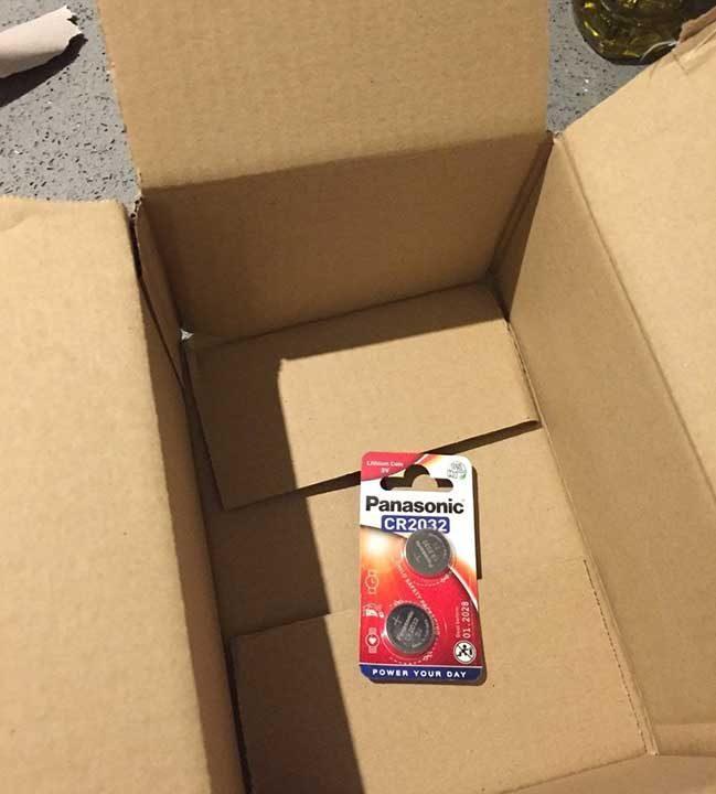 Ако това са кутиите, в които доставят батерии, представаш ли си какво ще получиш, ако си поръчаш хладилник?