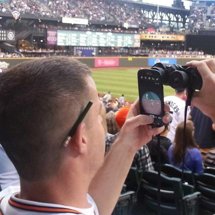 Ето как да правиш близки снимки отдалеч
