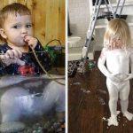 17 деца, превърнали се в майстори на белите
