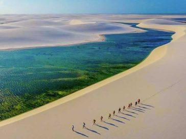 19 места на Земята, изглеждащи като от друга планета