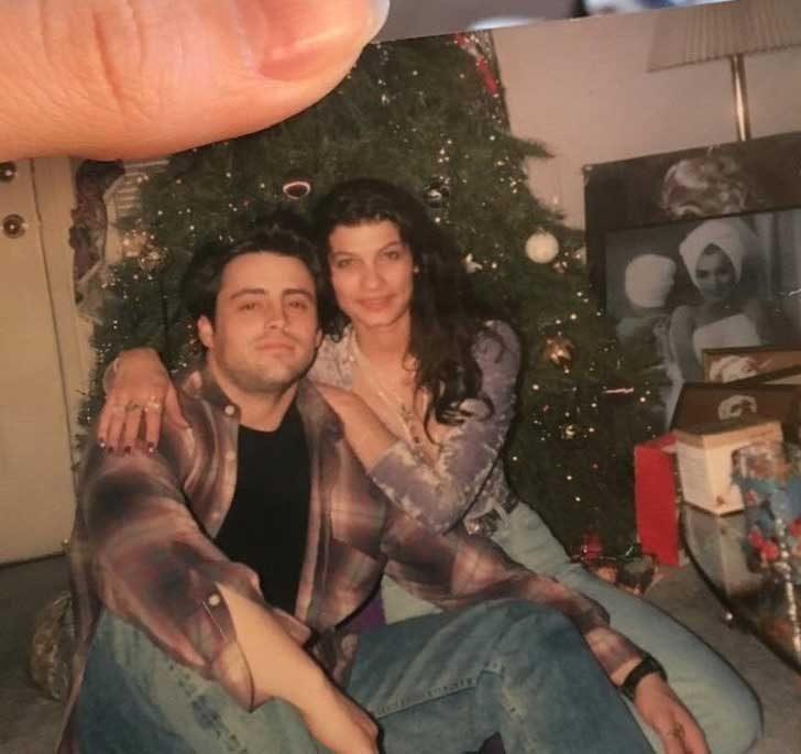 """""""Е, мама се е срещала с Мат Лебланк и най-накрая откри общата им снимка"""""""